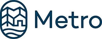 Metro (Oregon regional government) - Image: Metro logo 302C wikipedia