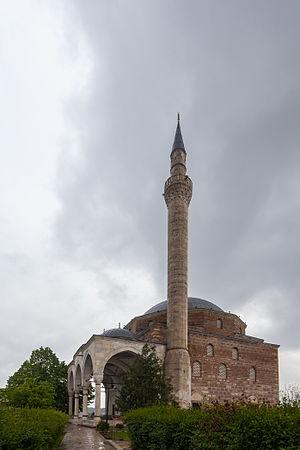 Mustafa Pasha Mosque - Mustafa Pasha Mosque