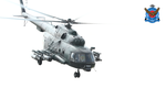 Mi-171Sh helicopter used by Bangladesh Air Force (8).png