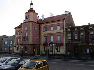Miasteczko Śląskie Place in Silesian Voivodeship, Poland