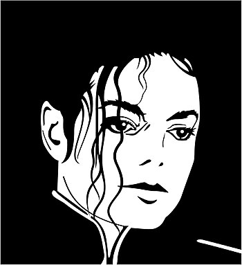 English: Michael Jackson Image.