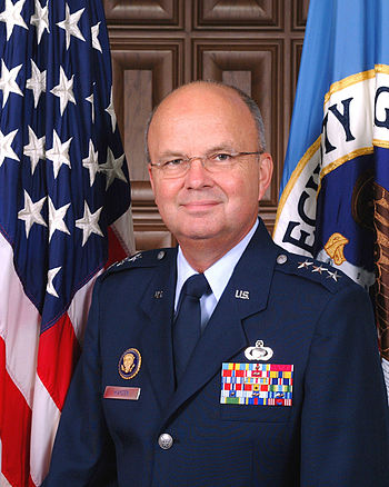 NSA director Michael Hayden