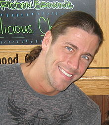 Stevie Richards en 2008.
