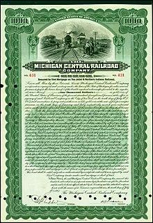 Michigan Central Railroad Wikipedia