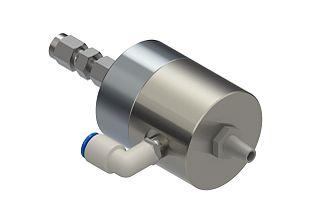 Ultrasonic nozzle