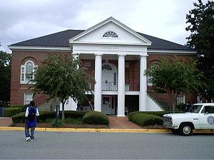 Middle Georgia College - Sanford Hall