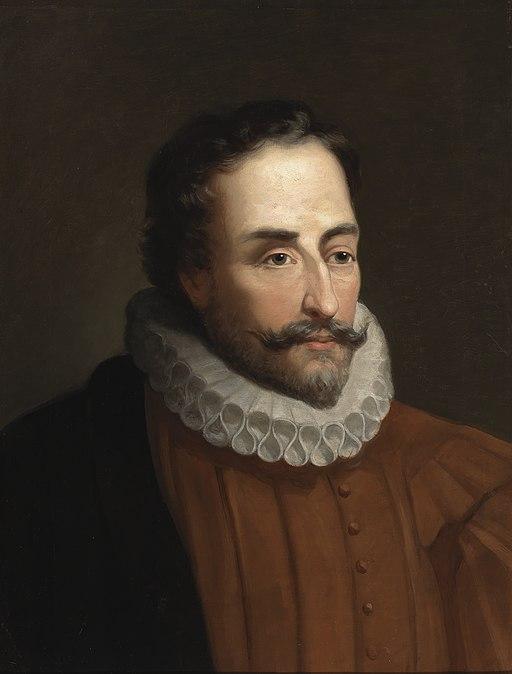 Miguel de Cervantes (Museo del Prado)