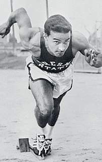 Mike Agostini Trinidad and Tobago sprinter