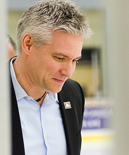 Mike Lake (politician) Canadian politician