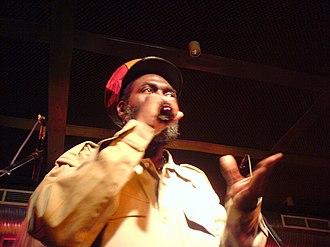Mikey Dread - Mikey Dread, 2006