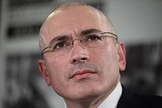 Mikhail Khodorkovsky - Mikhail Khodorkovsky after release