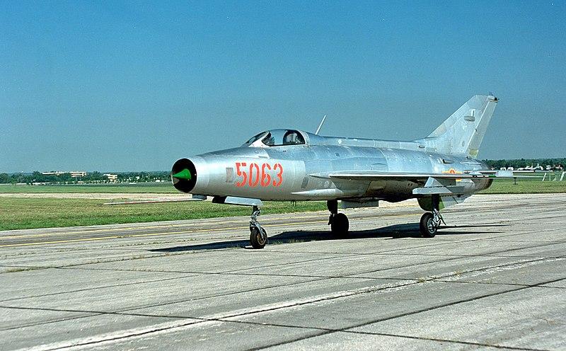 File:Mikoyan-Gurevich MiG-21PF USAF.jpg