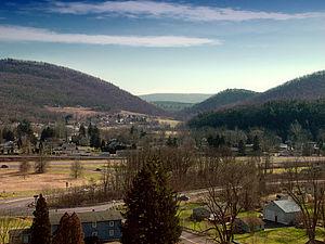 Milesburg, Pennsylvania - Milesburg