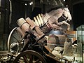 Minenwerfer and WWI display In Flanders Fields Museum Flickr 6261317155.jpg