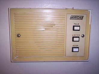Intercom - 1980s MirTone intercom system