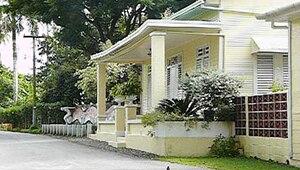 Mirabal sisters - Image: Mirabal old house