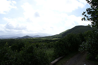 Fenais da Luz Civil Parish in Azores, Portugal