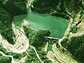 Mishogawa Dam lake survey 1974.jpg