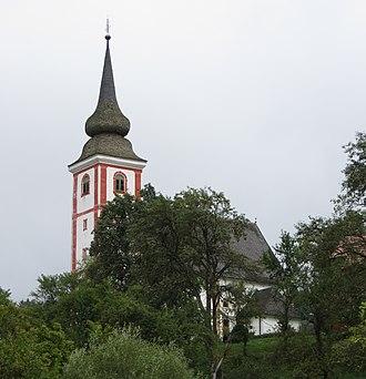 Mislinja (settlement) - Saint Leonard's Church