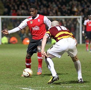 Mitch Rose English footballer