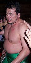 Mitsuharu Misawa, 2007.jpg