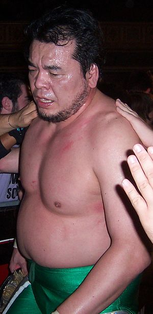 Champion Carnival - Mitsuharu Misawa, a two-time winner of the tournament, who took over its booking after Giant Baba's death