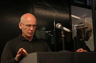 Mladen Dolar Slovenian philosopher