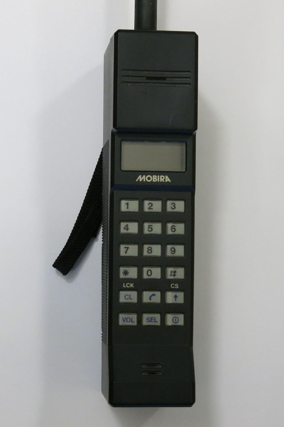 telephone mobile sony