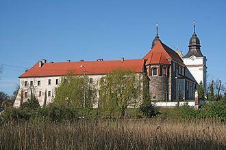 Mogilno - Monastery