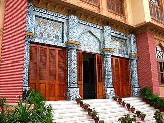 Mohatta Palace - Image: Mohatta Palace Khi