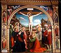 Monastère de Cimiez - Louis Bréa - Crucifixion.jpg