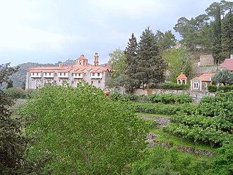 Machairas Monastery - Machairas Monastery