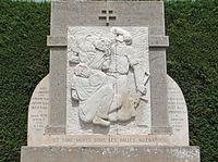 Monbalen - Monument aux morts de la Seconde Guerre mondiale -1.JPG
