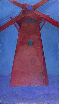 Mondriaan Rode Molen.jpg