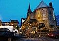 Montréal, 29 nov. 2010. Église St-Sauveur, démolition.jpg