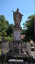 Monument aux morts 14-18, Bourmont, France.jpg