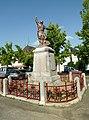 Monument aux morts de Bruges (Pyrénées-Atlantiques) vue 1.JPG