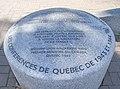 Monument des Conférences de Québec de 1943 à 1944, Québec.jpg