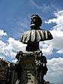 Monumento a Benvenuto Cellini, Ponte Vecchio, Florencia.jpg