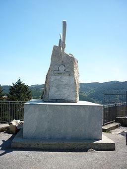 Monumento ai caduti di Monongha