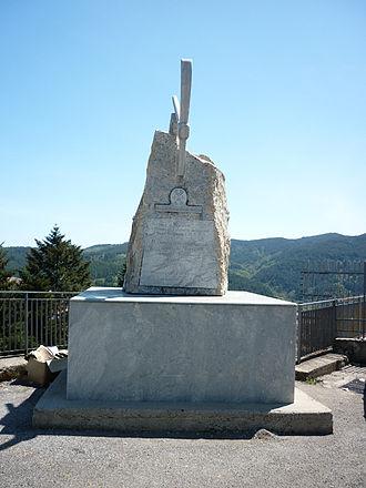 Monongah mining disaster - San Giovanni in Fiore – Monument to the Monongah Mining disaster