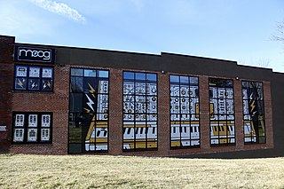 Moog Music American Synthesizer Producer
