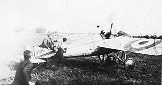 Morane-Saulnier N - RFC Morane-Saulnier N