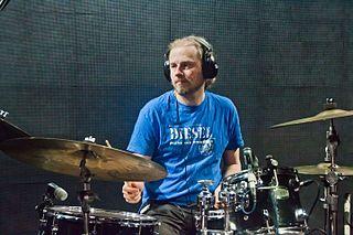 Morgan Ågren Swedish musician