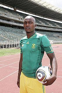 Morgan Gould South African footballer
