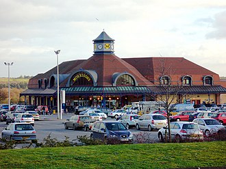 Morrisons - Morrisons, Lakeside, Ashby, North Lincolnshire