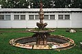 Moscow, fountain near pavilion 30 'Microbiology' (31157015410).jpg