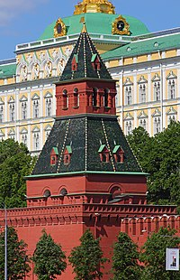 Tainitskaya Tower