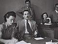 Moshe Sharet-Gideon Raphael1948.jpg