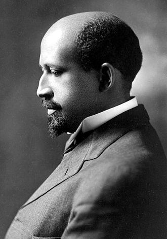 Freeman H. M. Murray - W. E. B. Du Bois c. 1911